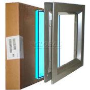 "Complete PAK VSL 0722B TEMP PAK, Includes Low Profile 7"" X 22"" & Tempered Glass"