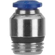 "AIGNEP Straight Male 87010-53-02, Internal Hex, 5/32 Tube x 1/8"" Swift-Fit Universal Thread - Pkg Qty 5"