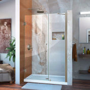 "DreamLine™ Unidoor Frameless Adjustable Shower Door SHDR-20477210-04, 47""-48"""