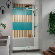 "DreamLine™ Enigma x Shower Door SHDR-61487610-08, 44""-48"" x 76"""