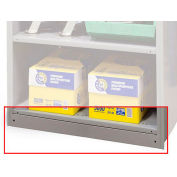 "Metalware Base Plate for Premium Boltless Shelving - For 36"" Wide Shelving"