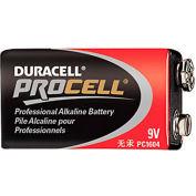 Duracell Procell Alkaline Batteries - 9 Volt Batteries