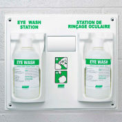 Complete Sterile Eyewash Station - Single Station