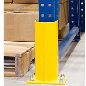 "24""H Cogan Steel Rack Post Protector - RP24"