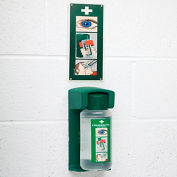 Cederroth Wall Bracket For Eyewash - Fits 500 Ml Bottle