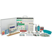 First Aid Kit - Ontario Section 10 Deluxe, #2 - Metal Cabinet