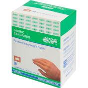 Bandages - Fabric - Large Patch - 5.1 Cm x 7.6 Cm