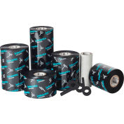 Inkanto APR 600 Near Edge Wax & Resin Ribbons, 110mm W x 600m L, Black, 12 Rolls/Case