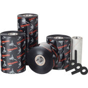 Inkanto Thermal Transfer T40864IO Resin Ribbon, 65mm x 153m, AXR 7+, 12 Rolls/Case
