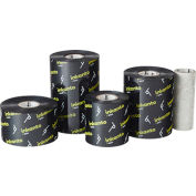 Inkanto T66427IO Wax Resin-Enhanced Ribbon, 110mm x 410m, AWX FH, 12 Rolls/Case