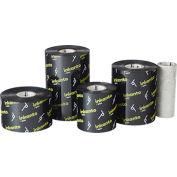 Inkanto AWR 8 Premium Wax Ribbons, 114mm W x 360m L, Black, 12 Rolls/Case
