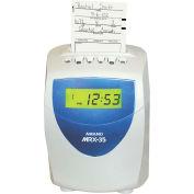Amano calcul chronométrique, bleu/blanc, 35/MRX-A140