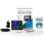 Guardian® Amano temps complet automatisé système chronométrique, noir, MTX-30F/A964