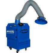 """Avani SPC-1000 Portable Filtration Unit w/ 7'L x 8""""D Hose Arm"""