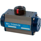 Spring Return Pneumatic Actuator; 321 In Lbs Spring End