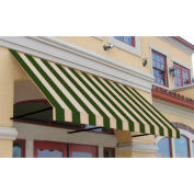 "Awntech ER1836-4SLCR, Window/Entry Awning 4' 4-1/2""W x 3'D x 1' 6""H Sage/Linen/Cream"