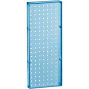 "Azar Displays 770820-BLU Pegboard Wall Panel, 8"" x 20"""