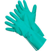 Ansell 37-646 VersaTouch® Chemical Resistant Gloves, Nitrile, Size 9, 1 Pair - Pkg Qty 12