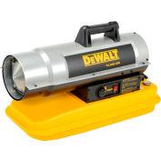 DeWALT® Portable Forced Air Kerosene Heater DXH75KT 75,000 BTU