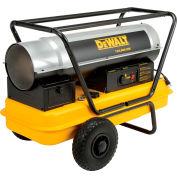 DeWALT® Heavy Duty Forced Air Kerosene Heater DXH135HD 135,000 BTU