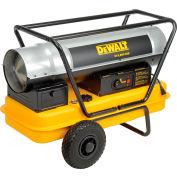 DeWALT® Heavy Duty Forced Air Kerosene Heater DXH215HD 215,000 BTU