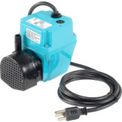 Little Giant 502203 2E-38N Series Dual Purpose Small Submersible Pump