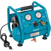 Makita® AC001, Portable Electric Air Compressor, 0.17 HP, 1 Gallon, Hot Dog, 0.45 CFM