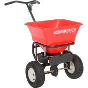 Buyers Products Groundskeeper 3042650 Walk Behind Spreader 100 Lb. Capacity
