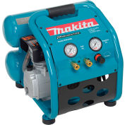 Makita® MAC2400, compresseur d'Air électrique portatif, HP 2,5 4,2 Gallon, double pile, CFM 4,2
