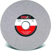 "CGW Abrasives 37752 Centerless Grinding Wheel 14"" x 2"" x 5"" Type 7 46 Grit Aluminium Oxide"