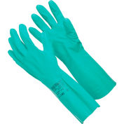Sol-Vex®  Unsupported Nitrile Gloves, Ansell 37-155-10, 1-Pair - Pkg Qty 12
