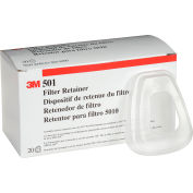 3M™ Adapters & Retainers, 501 Filter Retainer - Pkg Qty 20