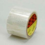 Ruban adhésif pour scellage de boîtes 3M™ Scotch® 375, 3 po x55 vg,3,1 mil, transparent, qté par paquet : 24