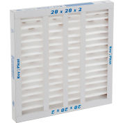 "Purolator® 5251123101 Self Supported Pleated Filter 20""W x 20""H x 2""D - Pkg Qty 12"