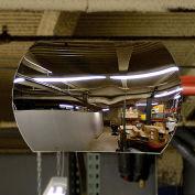 """18"""" X 26"""" Economy Convex Roundtangular Acrylic Mirrors"""