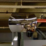 """24"""" x 36"""" Economy Convex Roundtangular Acrylic Mirror"""