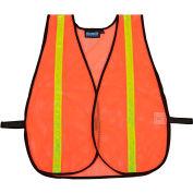 Wear® conscient Non ANSI Vest, 14601 - Orange, unique taille
