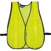 Wear® conscient Non ANSI Vest, 14602 - citron vert, unique taille
