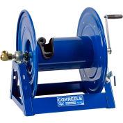 """Coxreels 1125-4-100 1/2 """"x 100' 3000 PSI main manivelle moyenne pression enrouleur"""