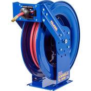 """Coxreels EZ-TSH-4100 1/2""""x100' 300 PSI EZ-Coil® Safety Series Spring Retractable Hose Reel"""