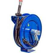 "Coxreels MPD-N-430 1/2""x30' 2500 PSI Spring Retractable Dual Hydraulic Hose Reel"