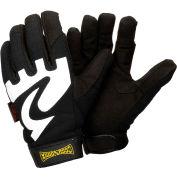 OccuNomix Gulfport Mechanic's Gloves 1-Pair, XL, G470-065