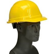 OccuNomix Vulcan Basic Hard Hat with Ratchet Suspension Yellow, V200-09