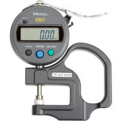 "Mitutoyo 547-500S 0-.47"" / 0-12MM Digimatic Digital Thickness Gage (.005"" Resolution)"