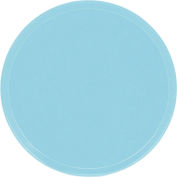 """Cambro 1950177 - Camtray 19.5"""" Round Low,  Sky Blue - Pkg Qty 12"""