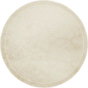 """Cambro 1950526 - Camtray 19.5"""" Round Low,  Galaxy Antique Parchment Gold - Pkg Qty 12"""