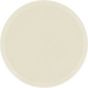 """Cambro 1950538 - Camtray 19.5"""" Round Low,  Cottage White - Pkg Qty 12"""
