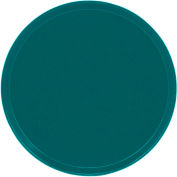 "Cambro 1600414 - Camtray 16"" Round,  Teal - Pkg Qty 12"