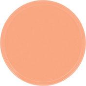 "Cambro 1600117 - Camtray 16"" Round,  Dark Peach - Pkg Qty 12"