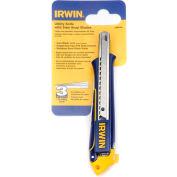 Irwin® 2086100 9 MM sécable lame utilitaire couteau rétractable